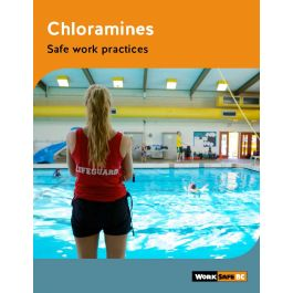 Chloramines Safe Work Practices