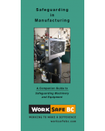 """Safeguarding in Manufacturing"" (infoflip)"