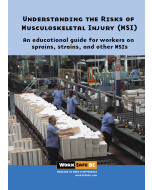 Understanding the Risks of Musculoskeletal Injury (MSI)