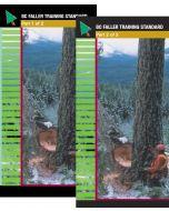 """B.C. Faller Training Standard"" infoflip set (thumbnail)"