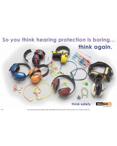 So you think hearing protection is boring 2012