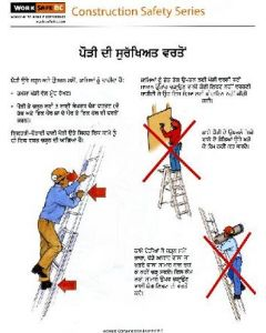 Construction Safety Series - Punjabi