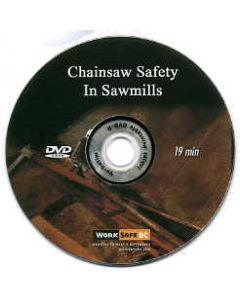 Chainsaw Safety in Sawmills