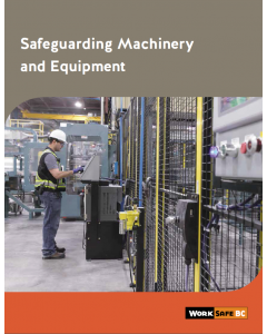 """Safeguarding Machinery and Equipment"" (manual)"