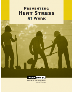 Preventing Heat Stress at Work