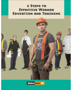 3 Steps to Effective Worker Education and Training