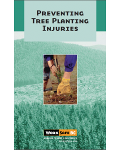 """Preventing Tree Planting Injuries"" booklet"