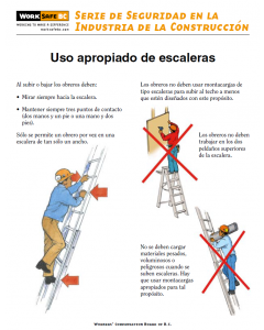 Construction Safety Series - Spanish