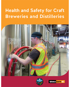 Health and Safety for Craft Breweries and Distilleries