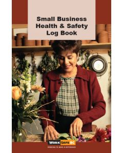 Small Business Health & Safety Log Book