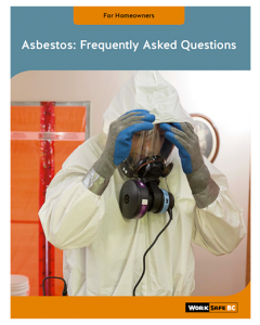Asbestos: Frequently Asked Questions (For homeowners)