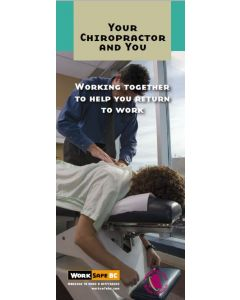 Your Chiropractor And You