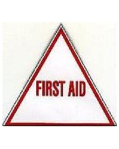 Large First Aid Triangle
