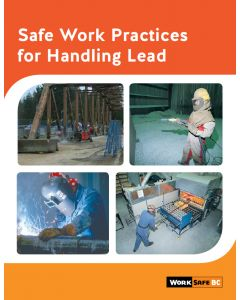 Safe Work Practices for Handling Lead