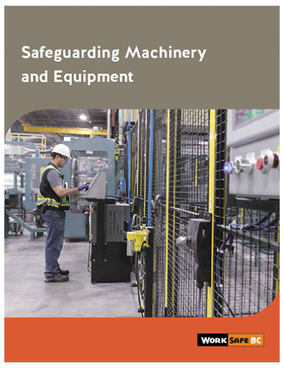 Safeguarding Machinery and Equipment