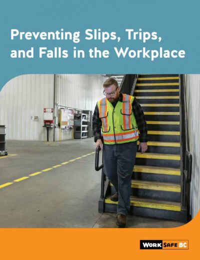 Preventing Slips Trips and Falls in the Workplace
