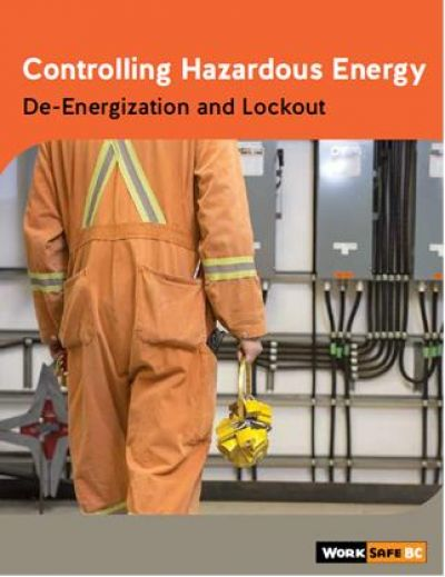 Controlling Hazardous Energy: De-Energization and Lockout